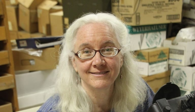 """Archaeologists Read Archaeology: A. Gwynn Henderson reads from """"Adena: Woodland Period Moundbuilders of the Bluegrass"""""""